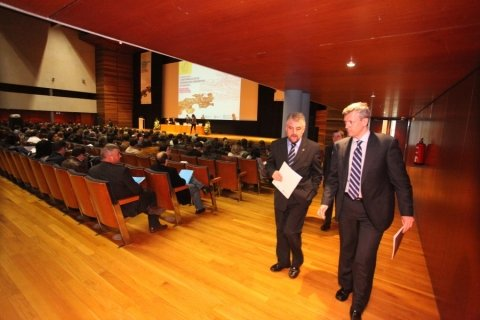 Inauguración - Santiago - Novas Xornadas sobre A Reforma da Lei de Ordenación Urbanística de Galicia